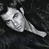 ellie_pierson: Chris Pine B&W