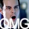 OMG moriatey [Sherlock]