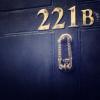 Sherlock BBC Dressing Room
