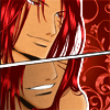 !charm: not 2-faced srsly, !!convo: plotting smirk x2, doujin :: JellyBaroque :: smirk x2