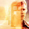 kolibrichen: Donna Noble and tardis