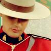 Due South: fraser hat