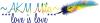 AKM Miles Logo