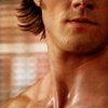 SPN: Sam Sweaty Neck