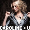ljc: vampire diaries (caroline > u)