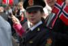 Norwegian Police Woman