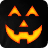 Halloween - jack-o-lantern face