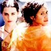 Otemps: Merlin - Gwen/Morgana