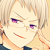 Mister Sexy Smartass Megane Prussia