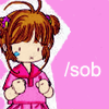 ccs; sakura • /sob