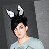 ♪ adam bunny ears