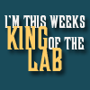 king of the lab!