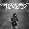 ryui_suki: Kashiyuka thumbs up