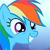 I'll gladly pay you Tuesday.: MLP | Rainbow Dash | HEE.