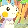 Pachirisu - Angry/Determination