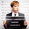 scars like train tracks on his arms: Benedict_I'm like ... fed up.