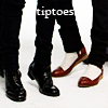 allyndra: Tiptoes (Brendon/Ryan)