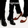 allyndra: Tiptoes (Brendon/Ryan)