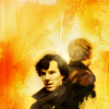 bubbles_: Sherlock / Orange fire