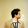 the only water in the forest is the river: [spn] castiel | leader of the revolution