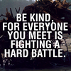 BurningEden: be kind