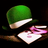 Batman- the riddler's hat
