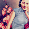 now with 50% more tea!: Pin-Up (( Old Shanghai ))