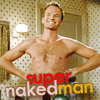How I Met Your Mother - Super Naked Man