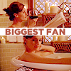 [castle] beckett biggest fan
