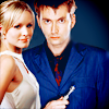 the Doctor & Veronica Mars