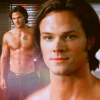 jessm78: Supernatural: Shirtless Sam (6x03)