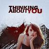 thinking 'bout u