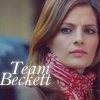 Sabi: {Castle} Beckett - Team Beckett