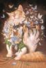 Котэ и бабочки