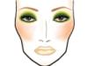 румяна, основа, тональный крем, лицо, пудра