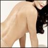 Natalie Ann Bruenner: nude / smirk