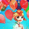 Kent Zod: Endou+Balloons
