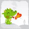 Stock: Cute Dragon