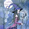 лунная ведьмочка