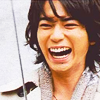 Inez: [*johnnys - arashi] jun ~ big laugh