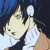 headphones, Persona - pensive