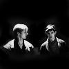 Merlin ; Arthur & Merlin B&W