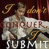 Casanova—i don't conquer