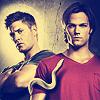 Sam und Dean Snake