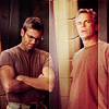 Andi: SG1 Daniel and Jack by anakg