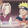 good times, Naruto