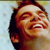 NCIS: Tony head back laughing