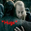 West: Haldir hugs
