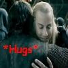 West: Haldir hugs