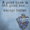 HP - Raven - good book is better tha